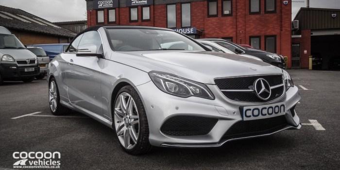 Mercedes short term car leasing