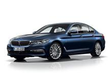 BMW 5 Series Saloon 530e M Sport [1000 Miles] 4dr Automatic