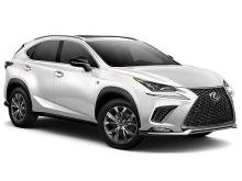 Lexus NX Estate 300h 2.5 Luxury CVT 5dr Automatic