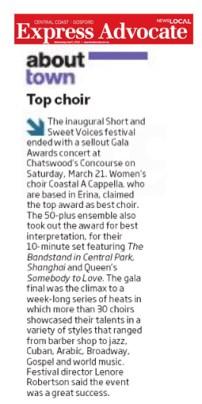 Central-Coast-Express-awards