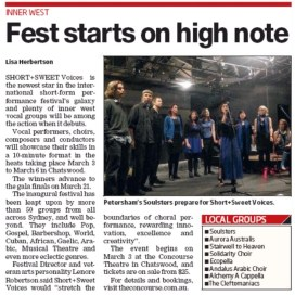 Fest starts on high note