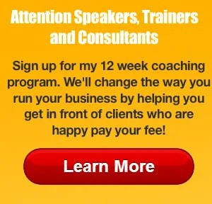 small business coaching for consultants