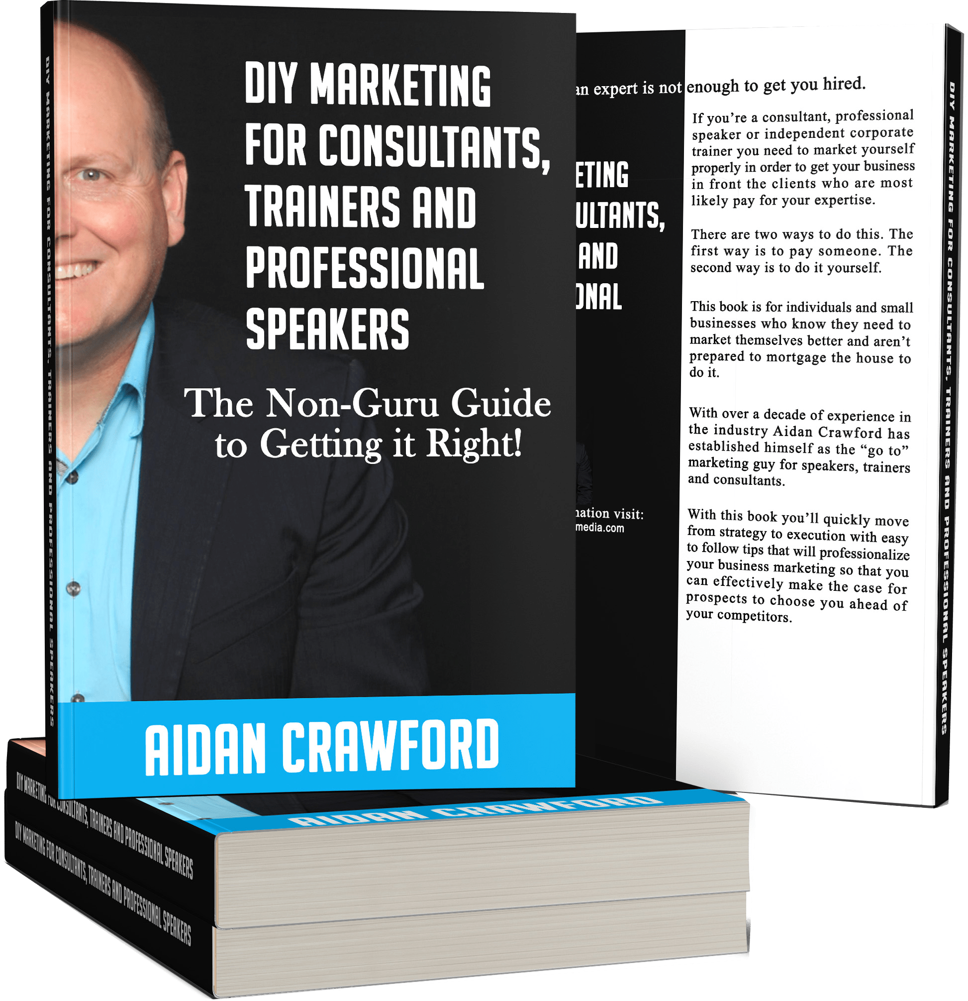 Do it yourself marketing for consultants, trainers and