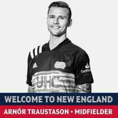 Revolution New Winger
