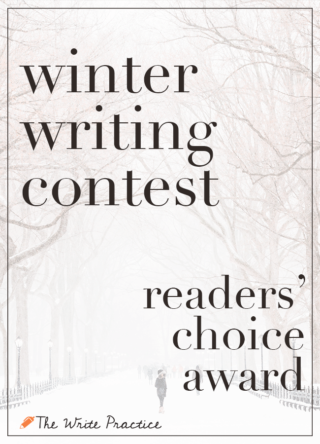 Winter Writing Contest Readers' Choice