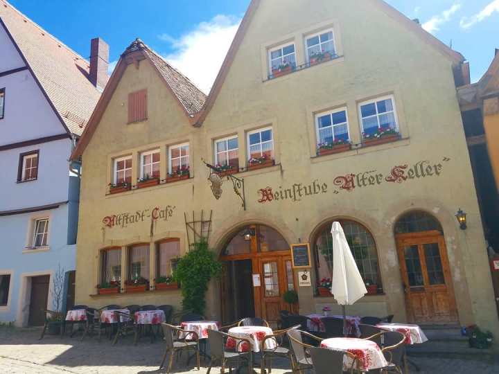 One day in Rothenburg