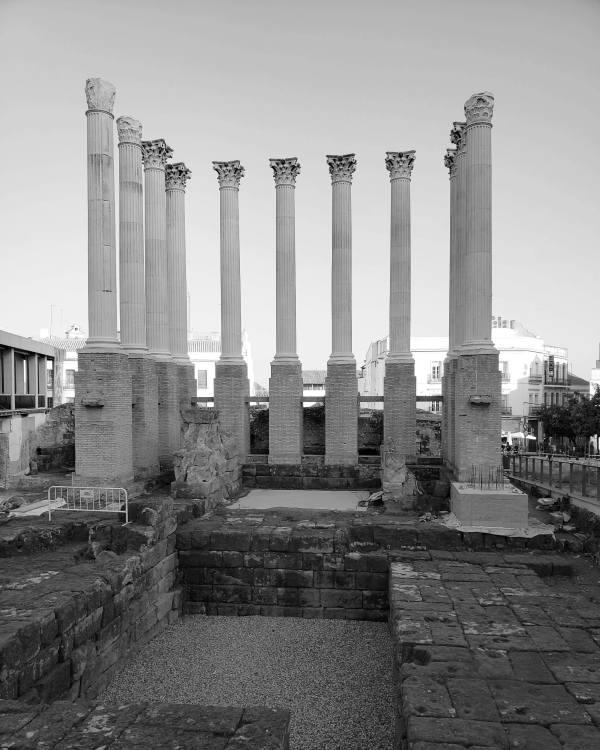 Roman Ruins Cordoba