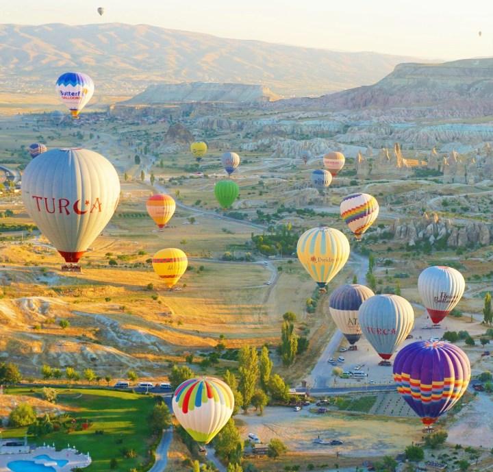 Cappadocia Travel Guide
