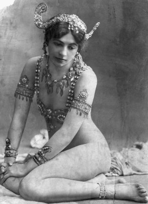 Mata Hari via The Guardian