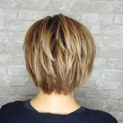 20 Best Layered Short Cuts For Women To Get Inspired Short Hairstyless