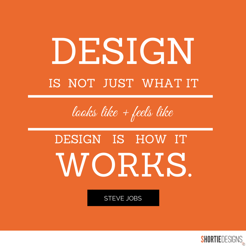 Principles of effective web design_Steve Jobs