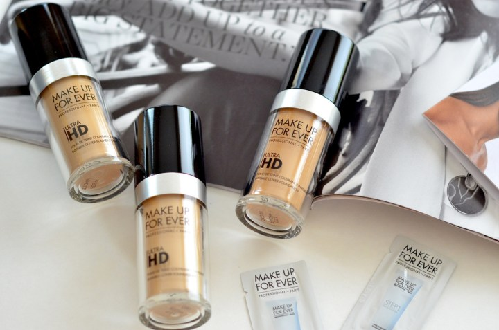 Makeup Forever Ultra Hd Foundation A Review Short Presents