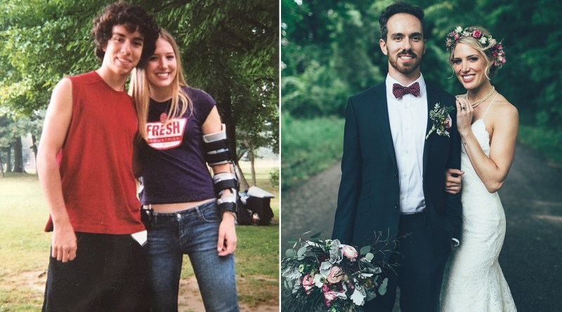 Her Surprise Phone Call Stopped Him From Committing Suicide As A Teen, a Decade Later They are Married