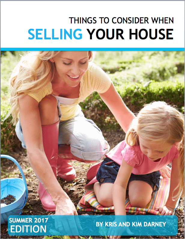 Things to Consider When Selling Your House Summer 2017 E-Book