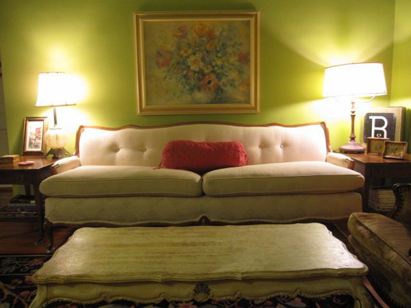 Couch before 1   the both and   shorts and longs   julie rybarczyk