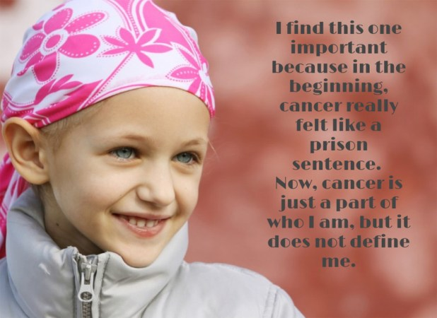 cancer status, messages and quotes