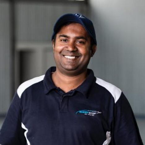 Our Staff - Anees Rahman