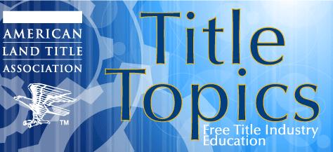 alta title topics