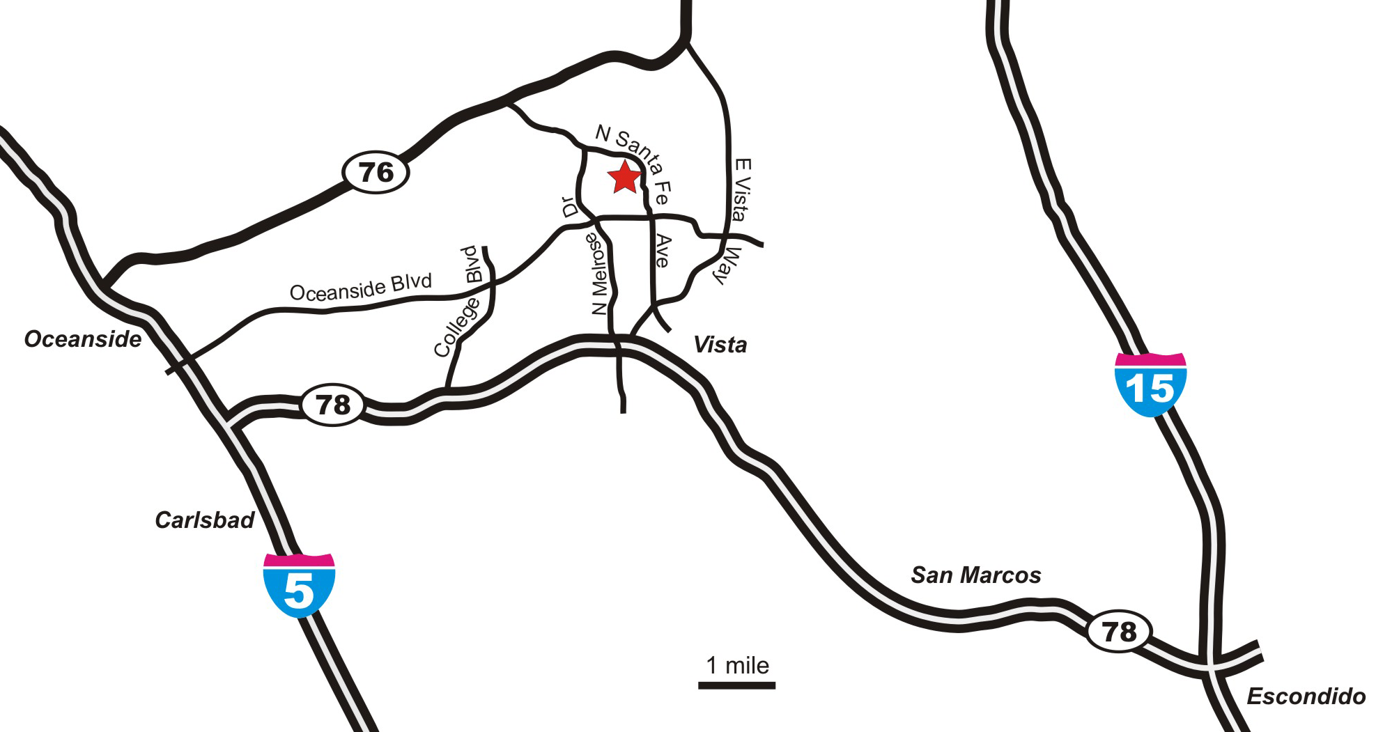 Location And Directions