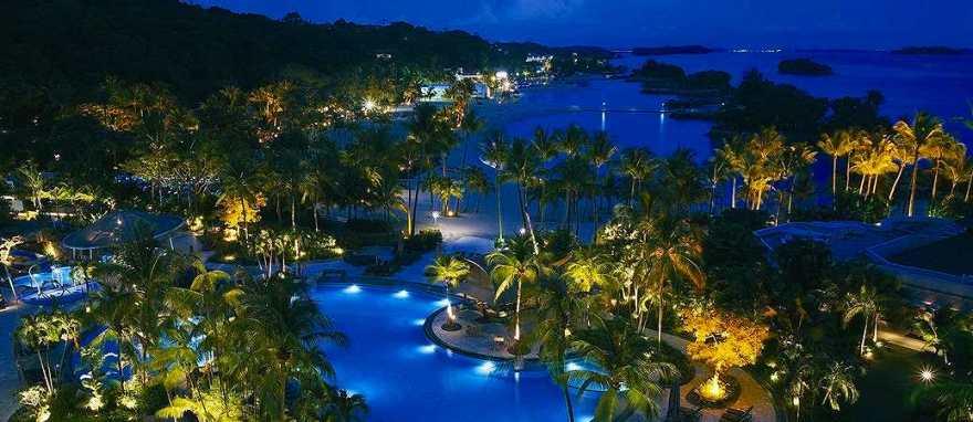 Shangri-La's Rasa Sentosa Resort&Spa, Singapore