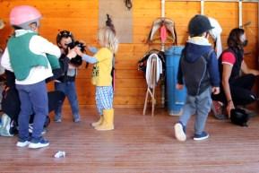 Nexes, 2º ciclo educación infantil en plena naturaleza