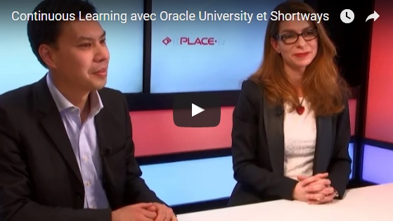 Contiunous learning: Oracle University and Shortways