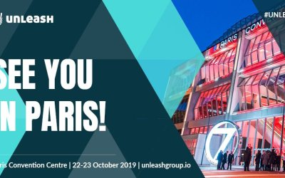 Shortways participe au Unleash World Paris le 22 et 23 Octobre 2019