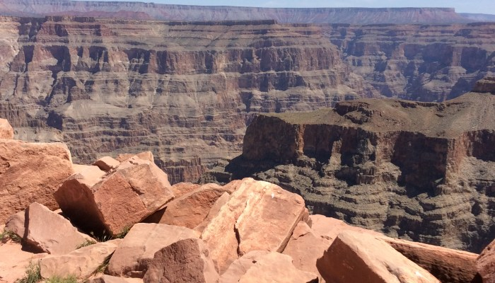 The Hualapai Indian Nation &           Grand Canyon  West