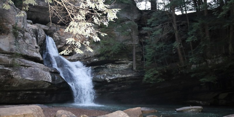 A Weekend in the Hocking Hills of Ohio