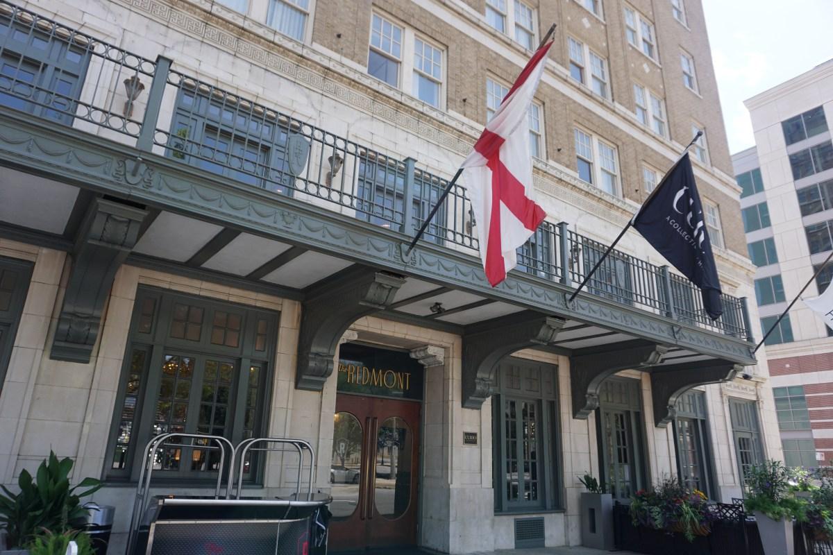 The Redmont Hotel Historic Boutique Hotel In Birmingham Alabama