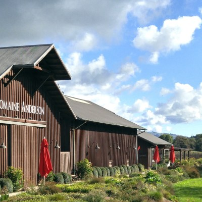 WINE + CHEESE AG TOUR: CALIFORNIA'S ANDERSON VALLEY