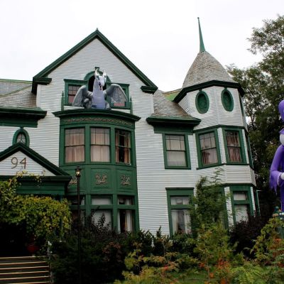 5 Spooky Places That Will Make You Swear it's Halloween Year-Round