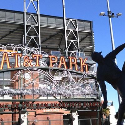 A Weekend at AT&T Park, Not Just for Sports Fans