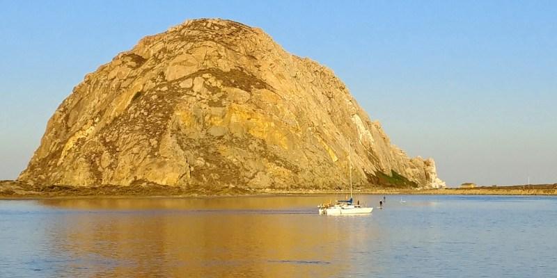 Morro Bay California's Central Coast:                           A No-Drive Weekend