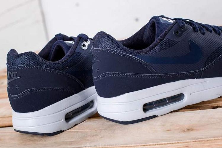 sale retailer 0cdab 6ffd2 ... reduced giày th thao nam nike air max 1 ultra 2.0 essential xanh en kiu  dáng