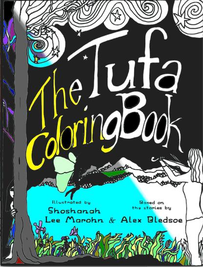 Tufa Coloring Book