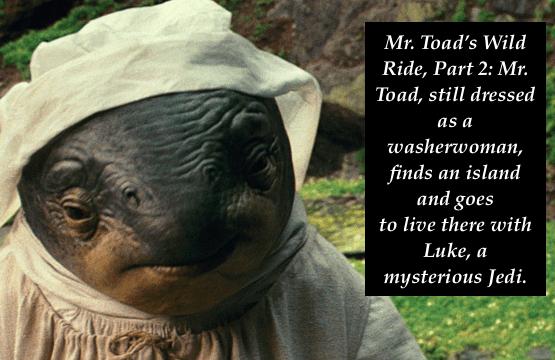 Jedi Toad