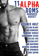11Alpha Doms Romance Box Set Shoshanna Evers