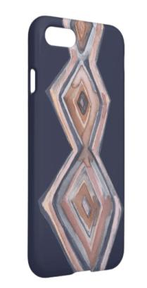 diamonds phone case