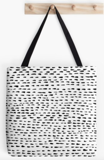 dotted lines tote RB