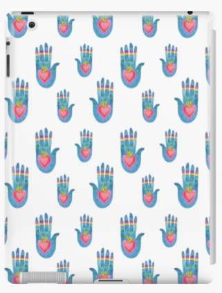 hands ipad cover RB
