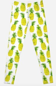 pineapple leggings RB