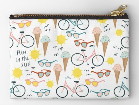 fun in the sun pouch RB