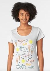 fun in the sun shirt RB