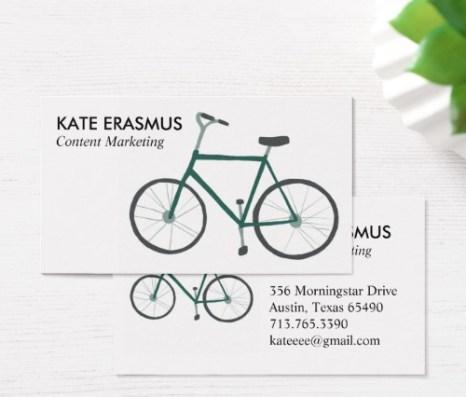green bike bus card Z
