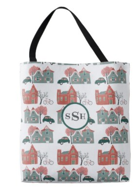 little village tote Z