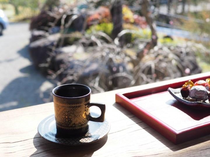 梅とcoffee  time