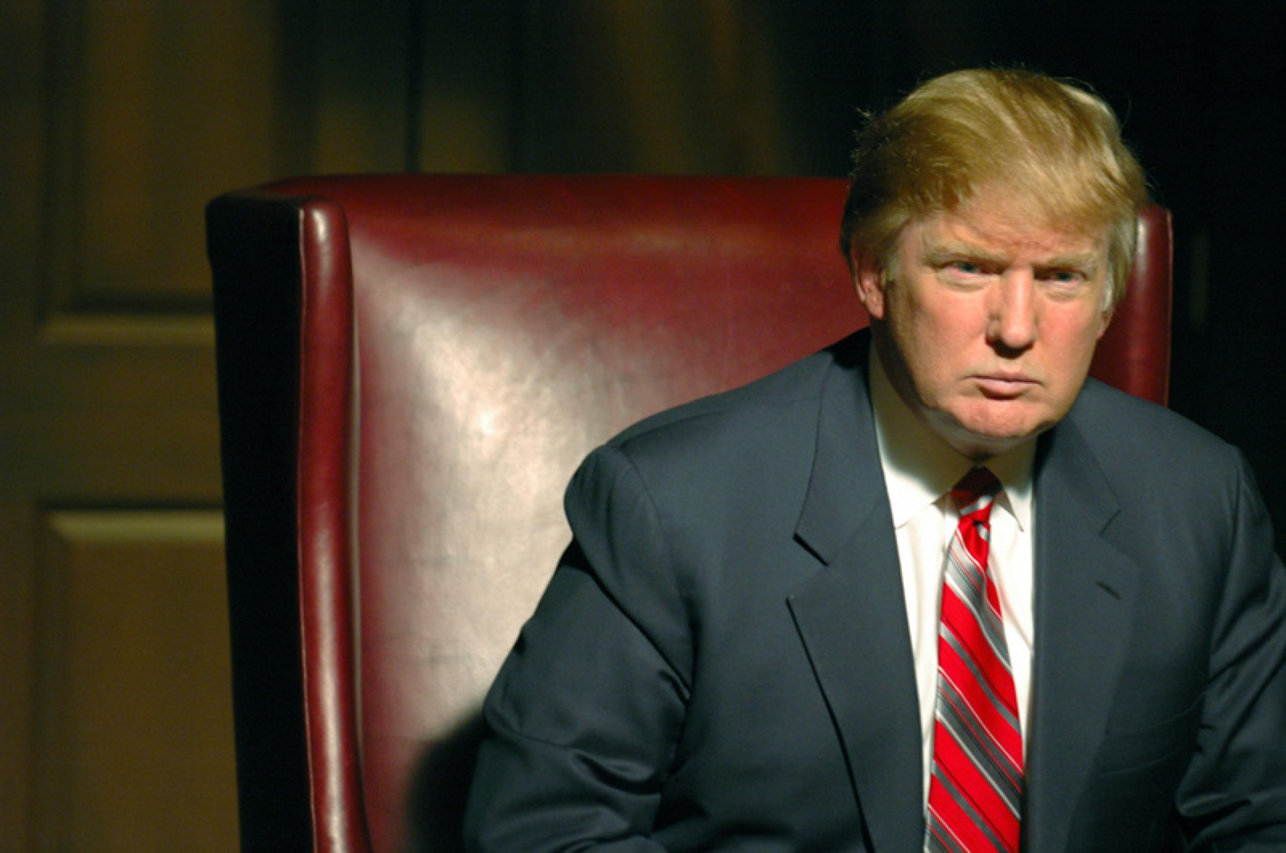 Sfaturi de la Donald Trump