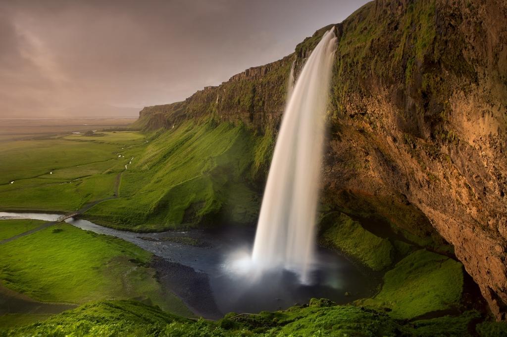 Seljalandsfoss-Iceland-