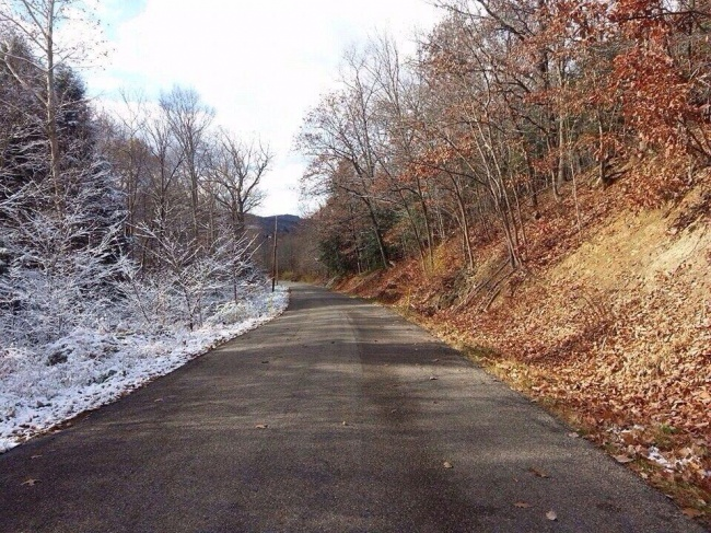 Iarna in Pennsylvania, SUA